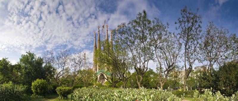 Sagrada Familia, Barcelona foto de stock royalty free