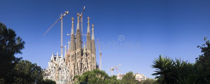 Sagrada familia, Barcelona lizenzfreie stockfotos