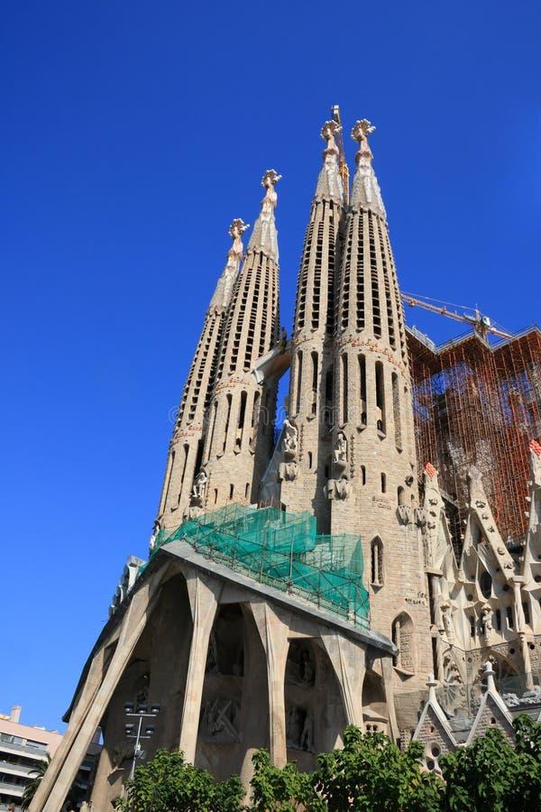Free Sagrada Familia (Barcelona) Stock Photography - 7221932