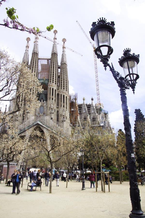Download Sagrada Familia Barcelona Spain Editorial Image - Image: 24393675