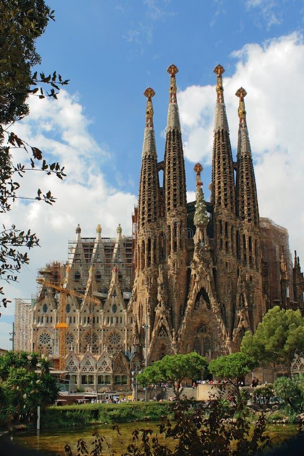 Free Sagrada Familia Cathedral Stock Photo - 16903790
