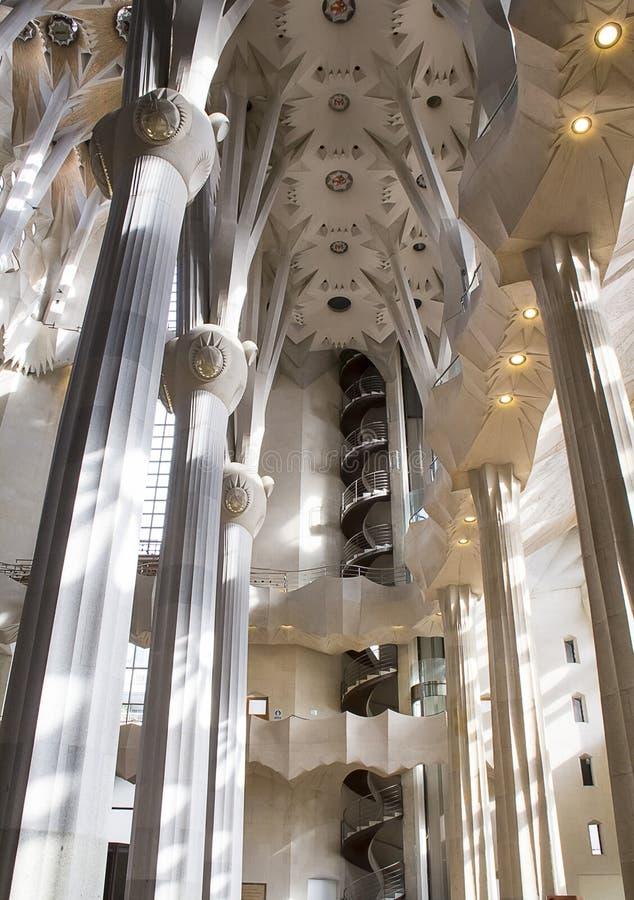 Download Sagrada Familia 09 stock photo. Image of dome, soto, españa - 31131462