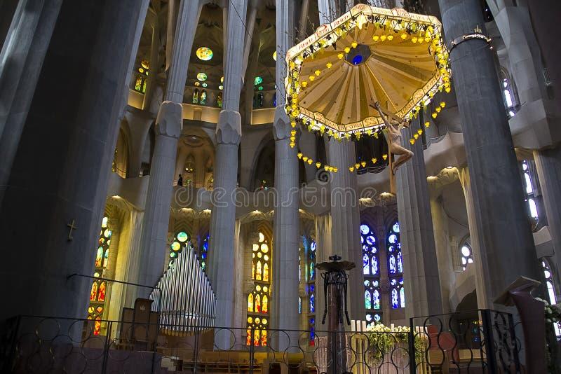 Download Sagrada Familia 14 editorial stock image. Image of spain - 31131474