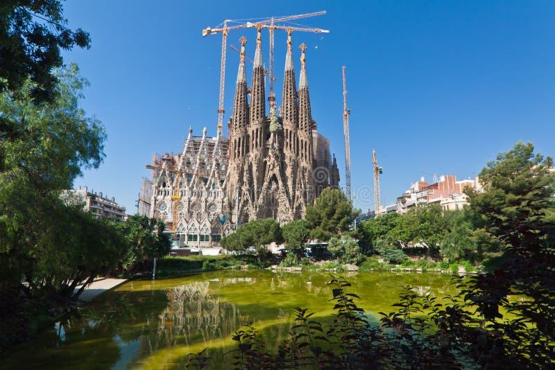 Sagrada Familia P photos stock