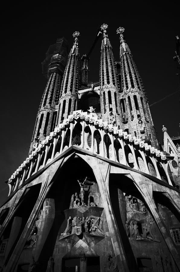 Sagrada-Vertrautes lizenzfreies stockbild