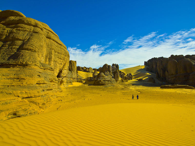 Download Sahara desert stock photo. Image of geologic, sahara - 10212246
