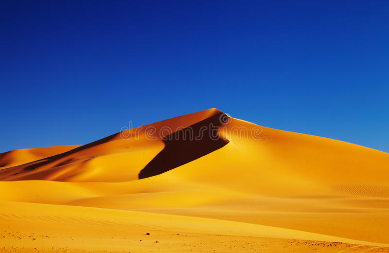 Download Sahara Desert stock image. Image of view, africa, shadow - 17984021
