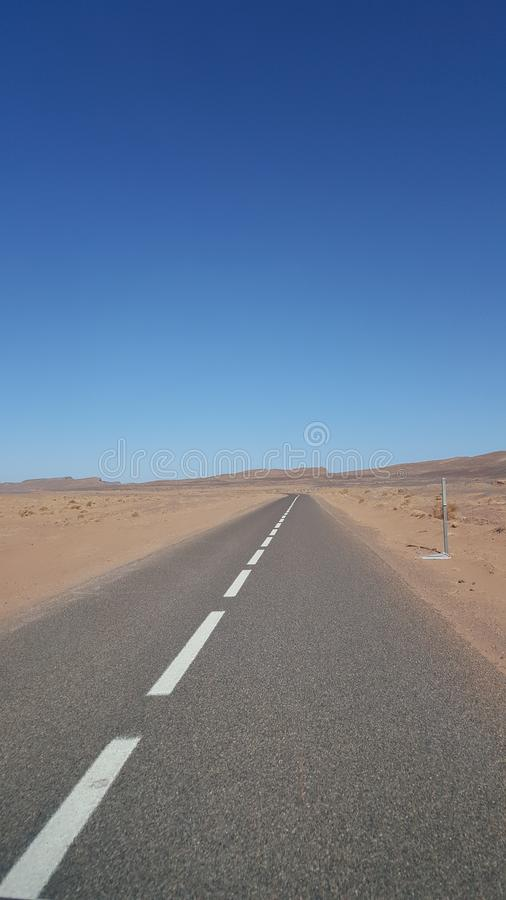Sahara Desert - Morroco images stock