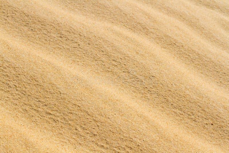 Sahara senden Beschaffenheit lizenzfreie stockfotos