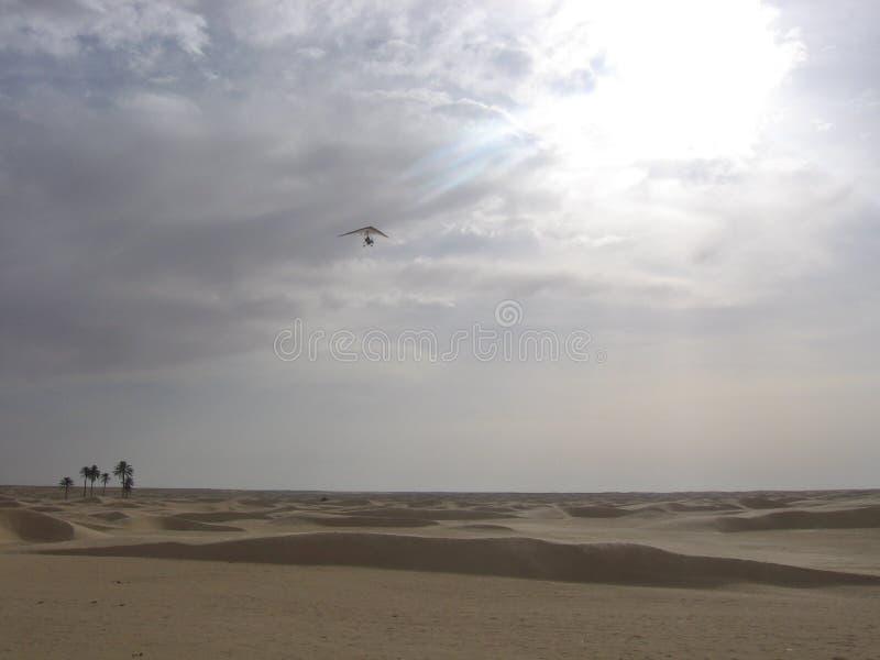 Sahara - Tunesien stockbild