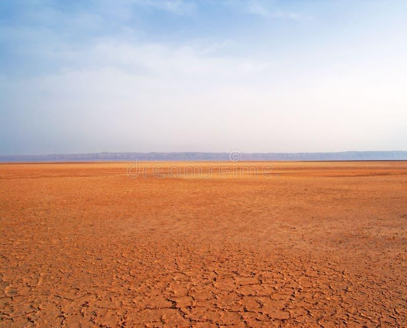 Sahara-Wüste, Tunesien stockfotos