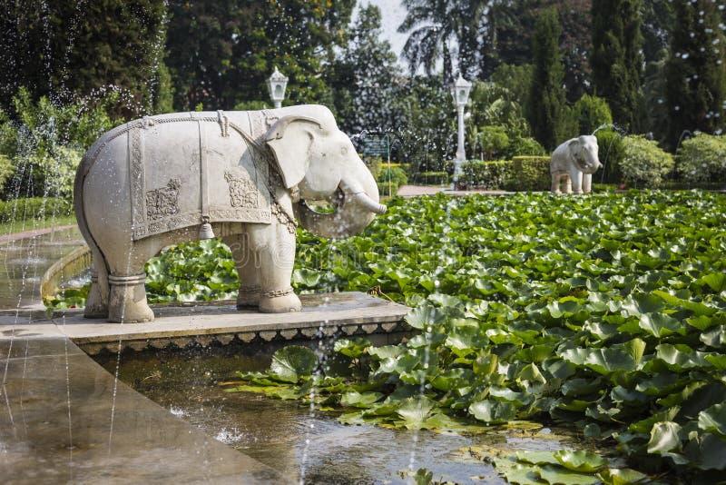 Download Saheliyon Ki Bari Courtyard Of The Maidens Is A Major Garden I  Stock