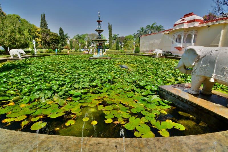 Download Saheliyon Ki Bari Garden. Udaipur. Rajasthan. India Editorial  Photography   Image Of