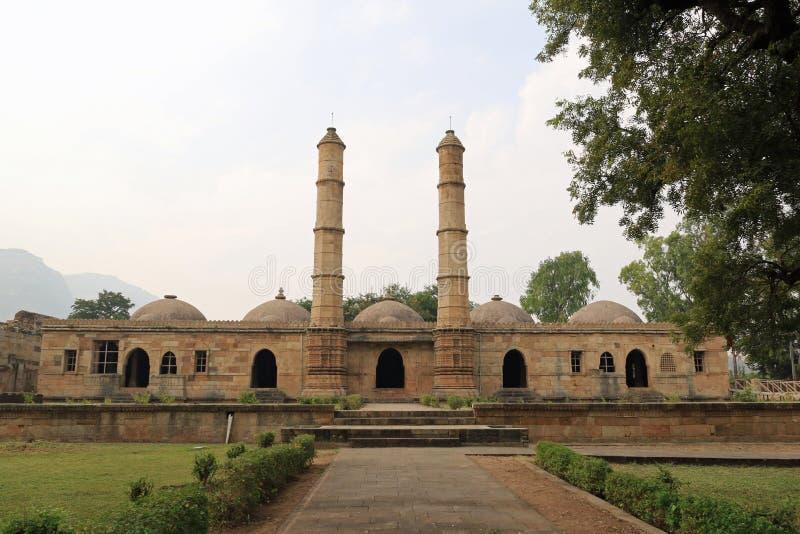 Saher Ki Masjid 库存照片