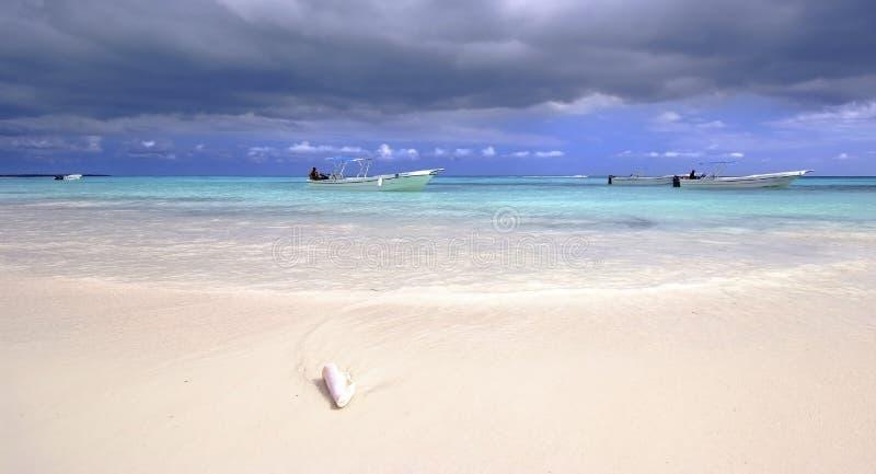 Sahona,多米尼加共和国 免版税库存照片