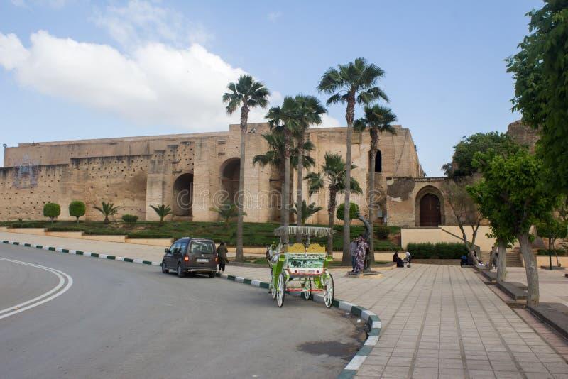 Sahrij Swani Meknes images stock