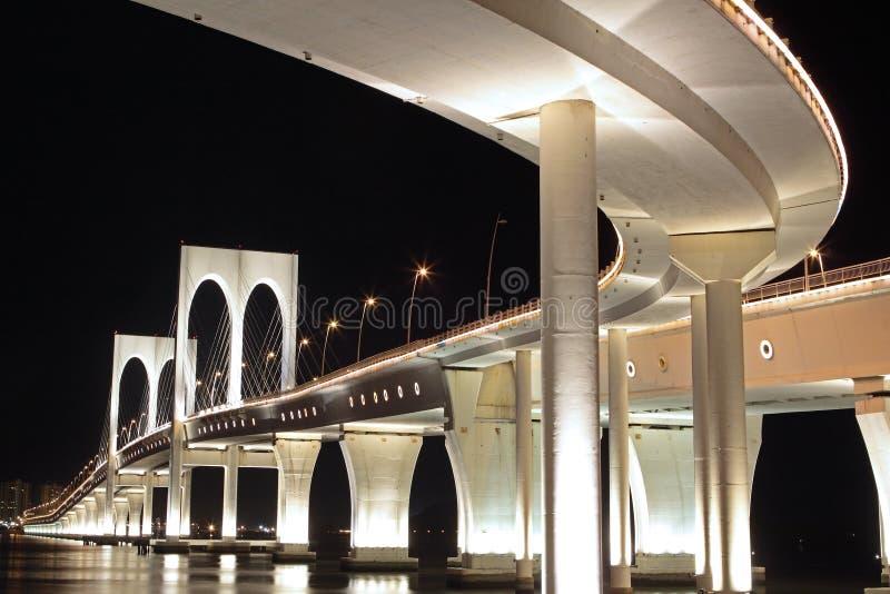 Sai范・ bridge 免版税库存图片