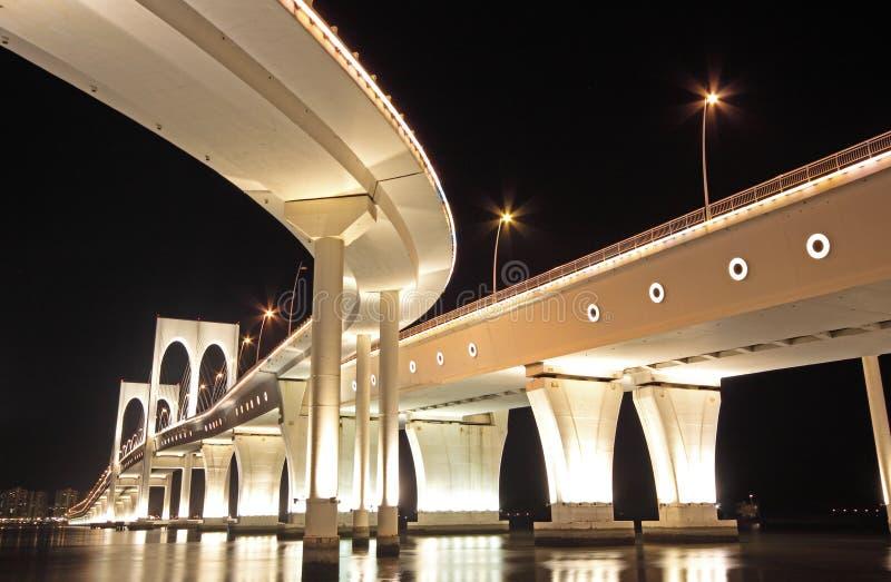 Sai范・ bridge 库存照片