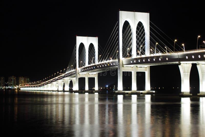 Sai范・ bridge 库存图片