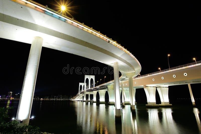 Sai范・ bridge 免版税库存照片
