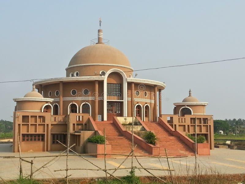Sai Temple imagem de stock