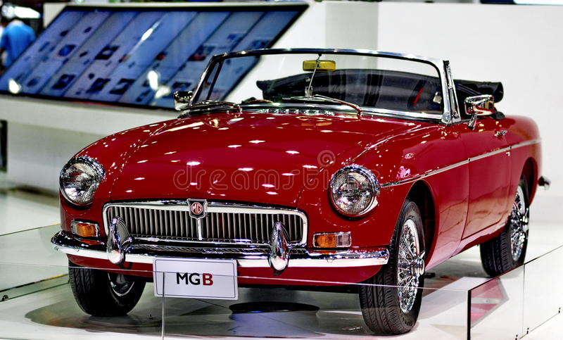 Saic motor cp displays a mgb editorial image image 35631665 for Charoen decor international thailand