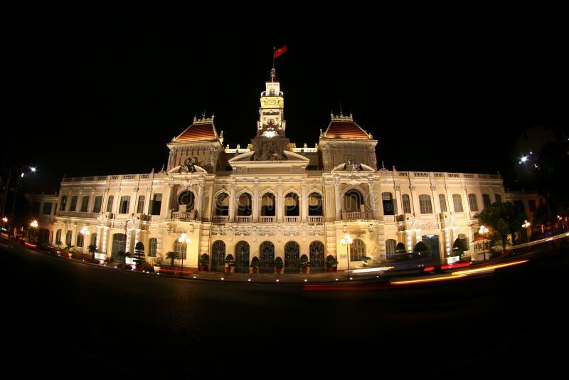 Saigon Leuteausschuß lizenzfreie stockbilder
