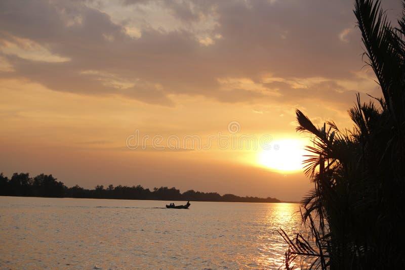 Download Saigon River stock image. Image of vietnam, road, corner - 27532817