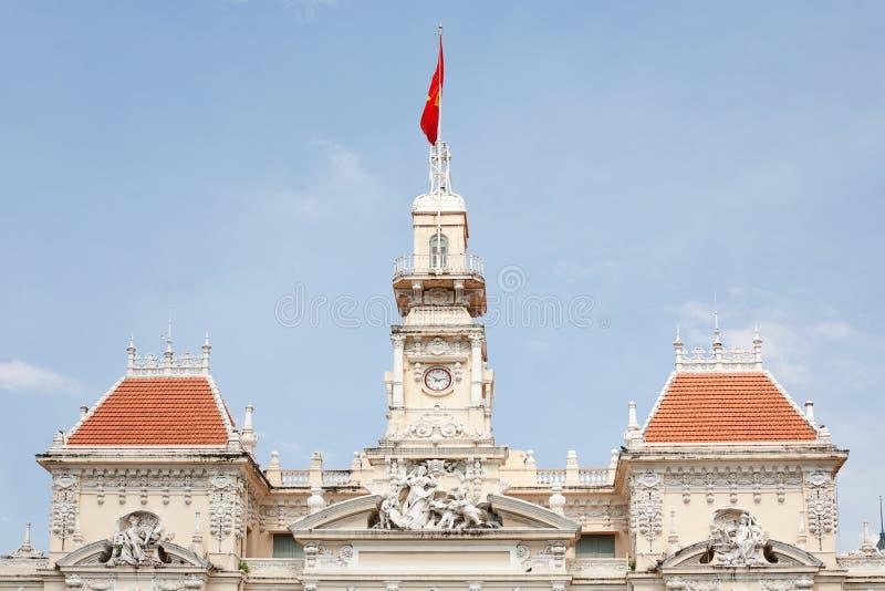 Saigon, Vietnam image libre de droits