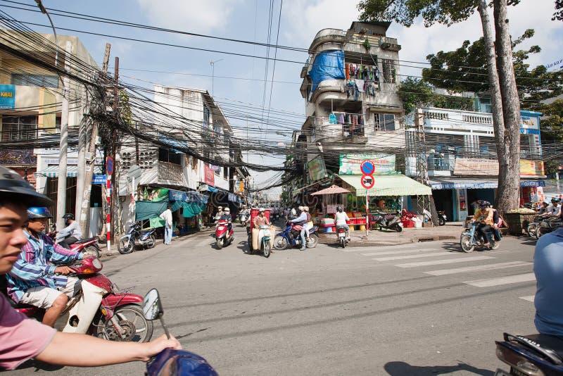 Saigon,Vietnam royalty free stock image