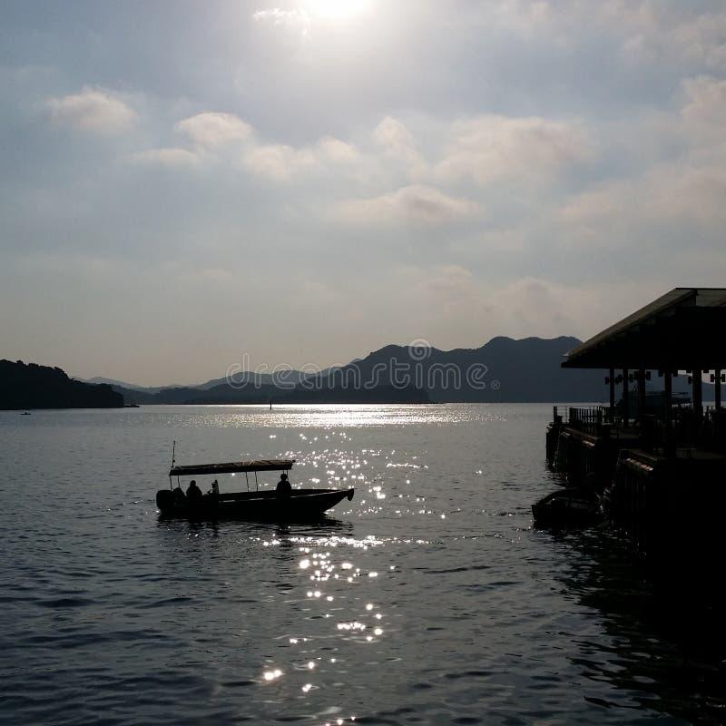 Saikung 免版税图库摄影