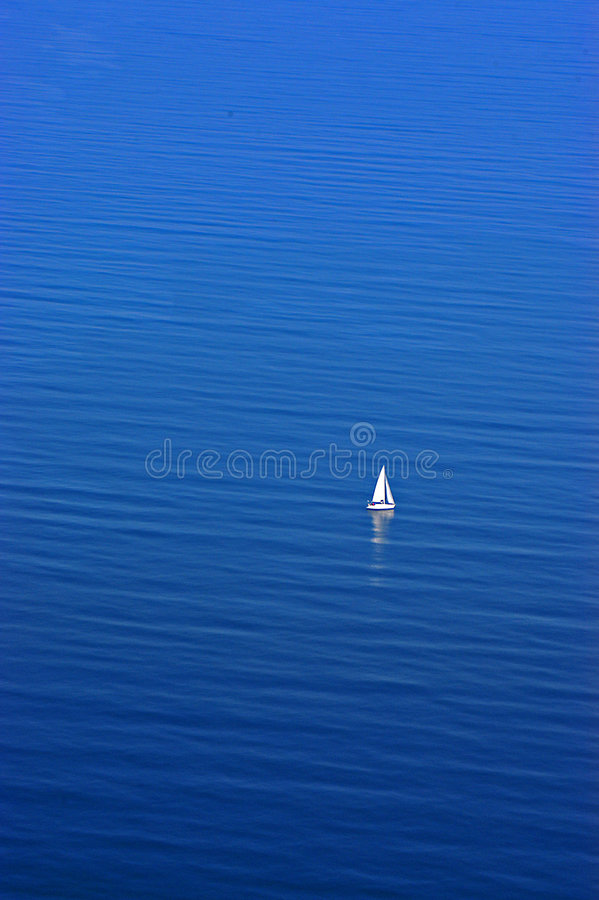 Download Sail stock image. Image of mediterranean, waves, relax, color - 48355