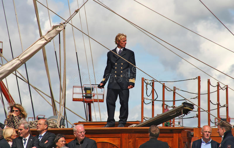 Download Sail Amsterdam editorial photo. Image of history, quay - 15703756