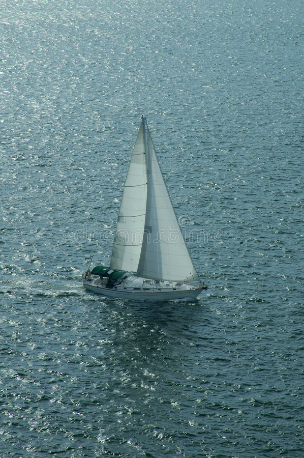 Download Sail Boat 2 stock photo. Image of oceans, boat, sails, nautica - 114782