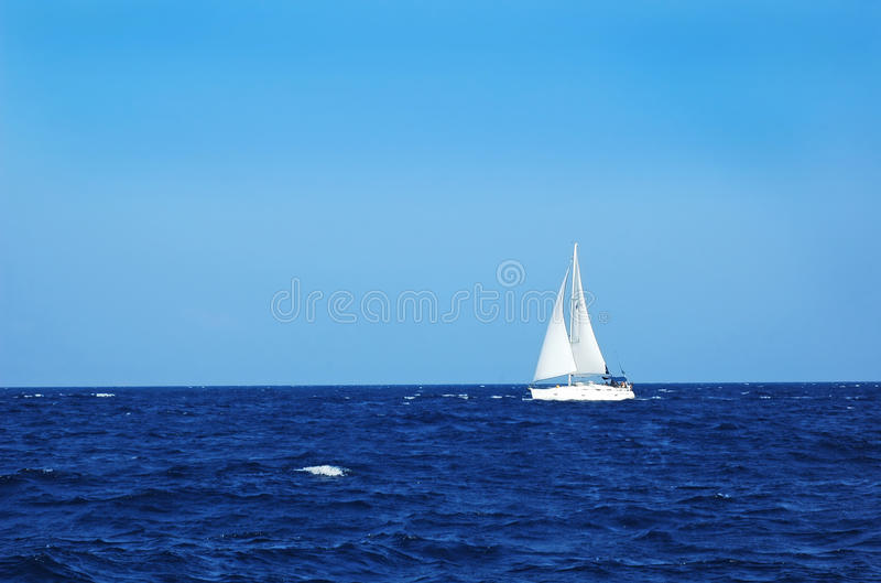 Download Sail boat stock photo. Image of destinations, image, relaxation - 27343440