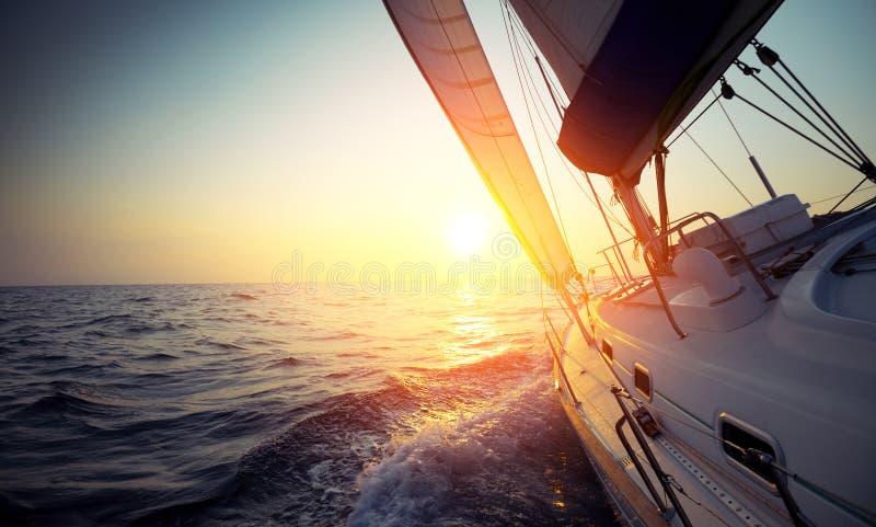 Sail boat royalty free stock photos