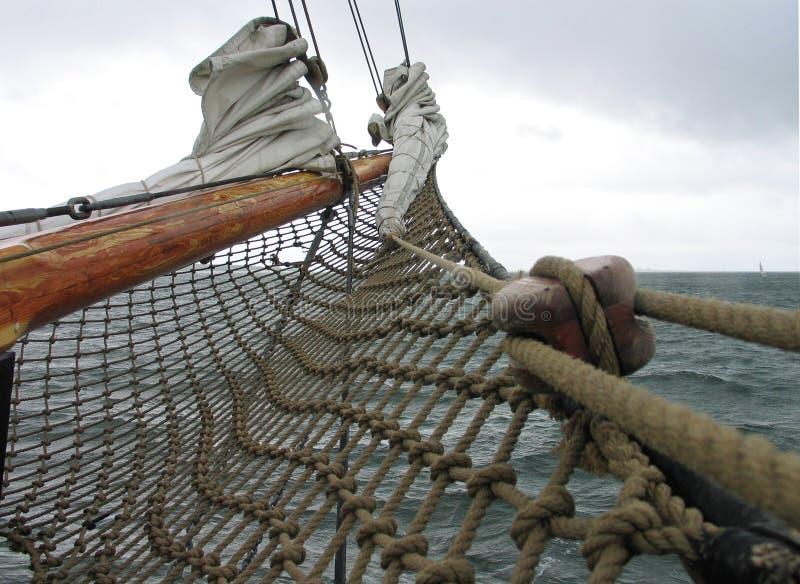 sailboat παραδοσιακό δάσος στοκ εικόνες
