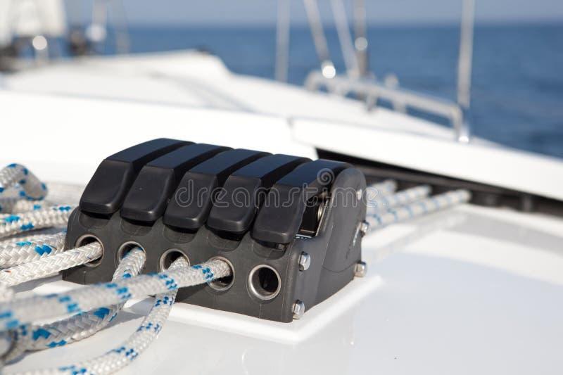 sailboat πώμα στοκ φωτογραφίες