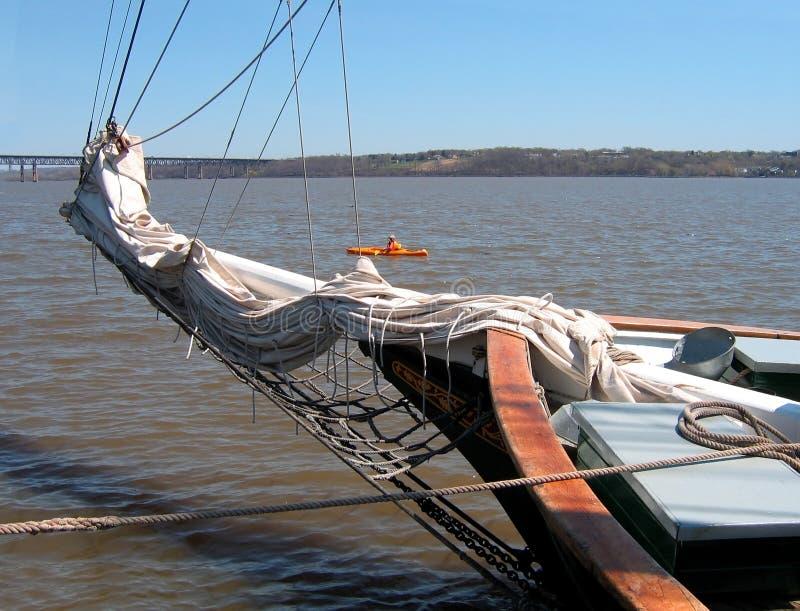Download Sailboat imagem de stock. Imagem de novo, hudson, york - 106977
