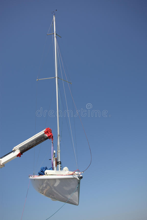 Download Sailboat stock photo. Image of view, transportation, sail - 20308374
