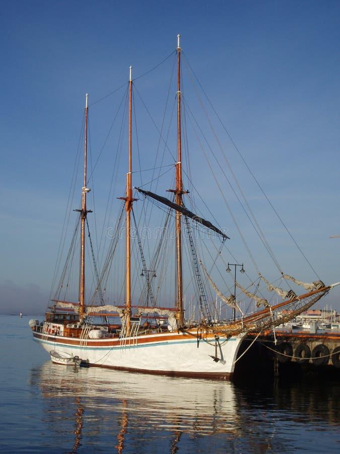 Download Sailboat stock photo. Image of quay, sailboat, boat, sailing - 2312806