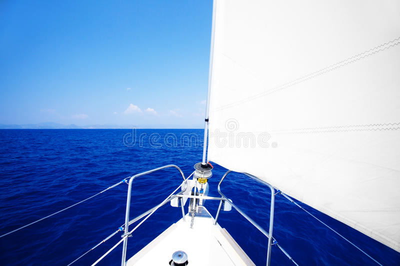 Download Sailboat stock photo. Image of blue, action, nature, outdoor - 25397312