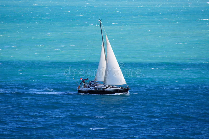 Download Sailboat stock photo. Image of travel, cruise, relax, beach - 3977602