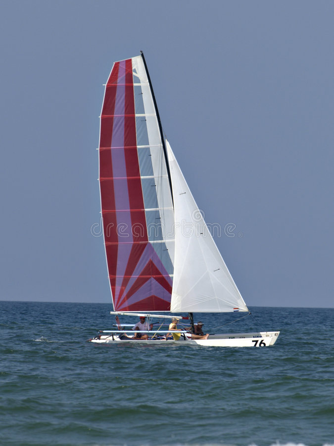 Free Sailboat Stock Photo - 435040