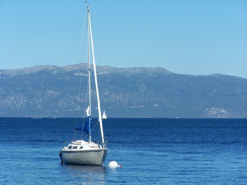 Sailboat on Tahoe