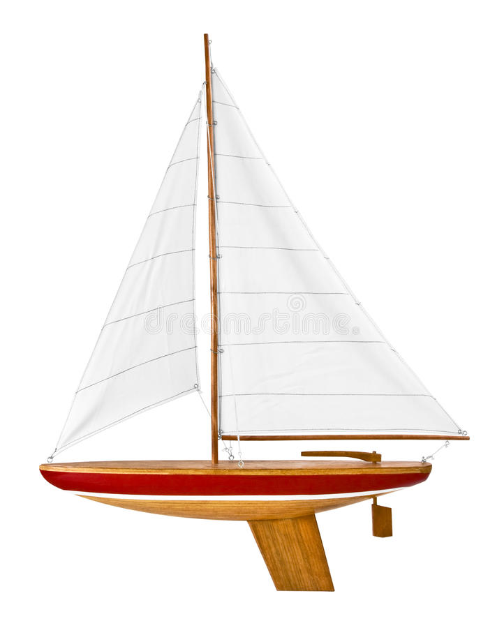 Download Sailboat Toy stock image. Image of childhood, sailboat - 33274627