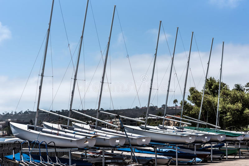 sailboats μικρά στοκ εικόνες με δικαίωμα ελεύθερης χρήσης