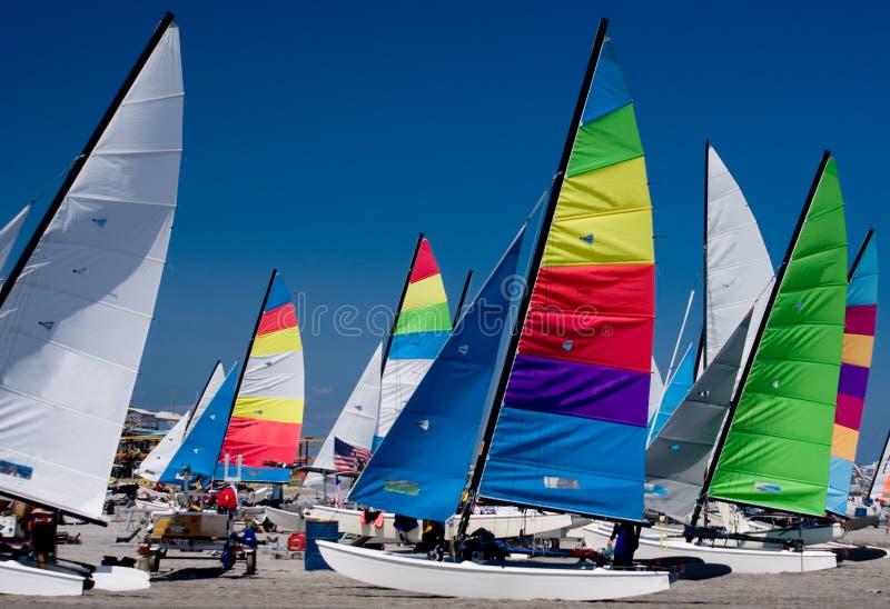 Download Sailboats stock photo. Image of sailboat, wave, cats, sport - 6099862