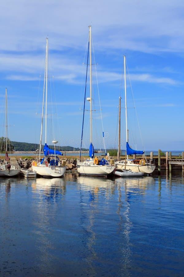 Free Sailboats At Rest Royalty Free Stock Photo - 1097185