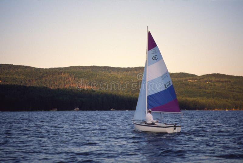Sailing 2 royalty free stock photography